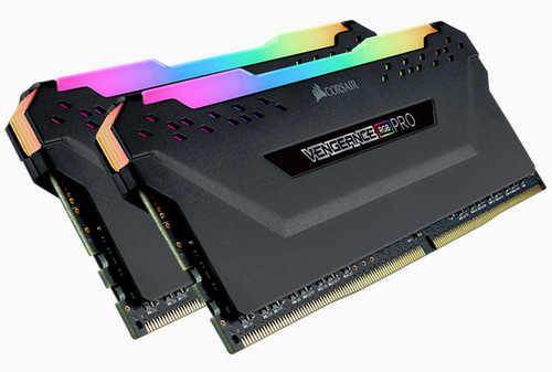 16GB DDR4 Corsair CMW16GX4M2A2666C16 Vengeance RGB PRO 2666MHz CL16-18-18-35 (2x8GB)