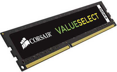 4GB DDR4 Corsair CMV4GX4M1A2133C15 Value Select 2133Mhz CL 15-15-15-36
