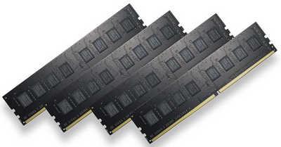 16GB DDR4 G.Skill F4-2400C15Q-16GNT 2400MHz CL15-15-15-35-2N (4x4GB)