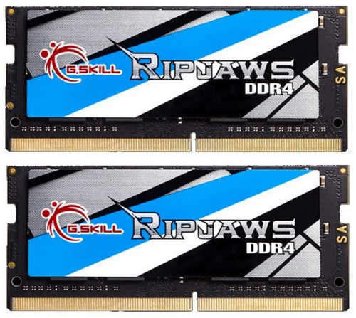 8GB DDR4 G.Skill Ripjaws F4-2400C16D-8GRS 2400MHz CL16-16-16-39 SO-DIMM 260-pin Notebook RAM (2x4GB)