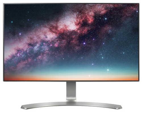 "27"" LG 27MP89HM 5ms 4 Side Borderless HDMI IPS LED Monitor"