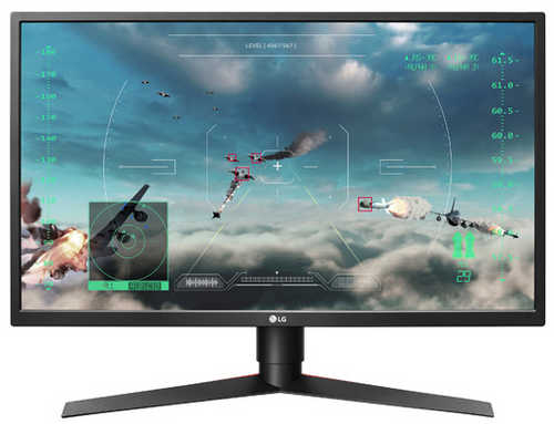 "27"" LG 27GK750F-B 2ms HDMI DisplayPort USB Gaming Monitor"
