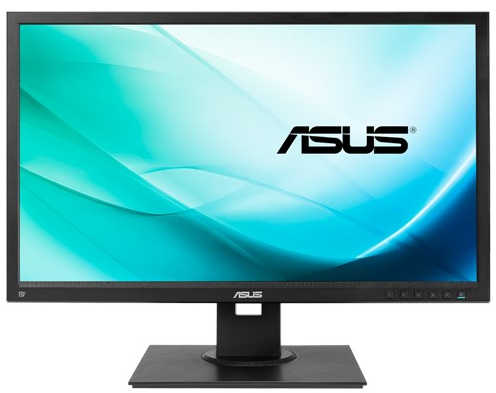 "24"" ASUS BE249QLB 5ms DVI DisplayPort IPS Business Monitor Built in Speakers"