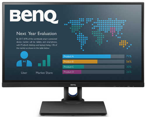 "27"" BenQ BL2706HT 14ms, 6ms (Typical, GtG)‎ HDMI IPS LED Monitor Built in Speakers"