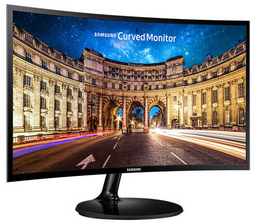 "27"" Samsung LC27F390FHEXXY 5ms HDMI LED Monitor"