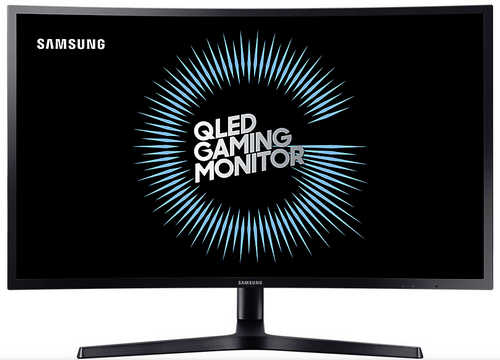 "27"" Samsung LC27FG73FQEXXY CFG73 1MS, 144Hz Curved QLED Gaming Monitor"