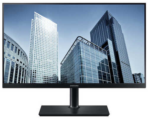 "27"" Samsung LS27H850QFEXXY Flat Slim 4ms USB HUB, HDMI Display Port LED Monitor"