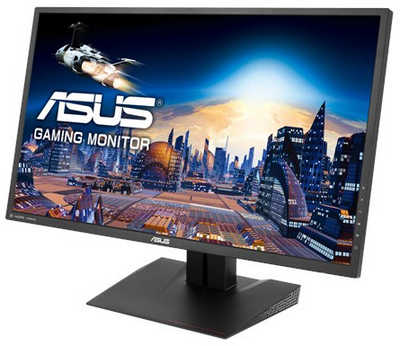 "27"" ASUS MG279Q 4ms USB Port, HDMI, DisplayPort LED Monitor Built in Speakers"