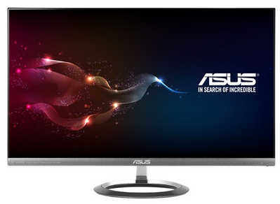 "27"" ASUS Designo MX27UC 5ms DisplayPort, HDMI USB Eye Care Monitor Built in Speakers"