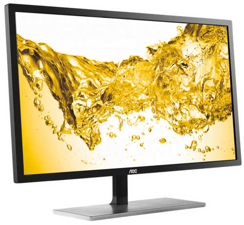 "28"" AOC U2879VF 4K 1ms DVI, HDMI, Displayport LED Monitor"