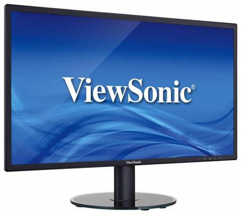 "27"" ViewSonic VA2719-SH 5ms HDMI IPS LED Monitor"
