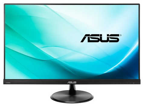"23"" ASUS VC239H 5ms Full HD DVI, HDMI LED Monitor Built in Speakers"