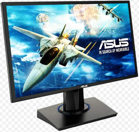 "25"" ASUS VG255H 1ms HDMI Gaming Monitor Built in Speakers"