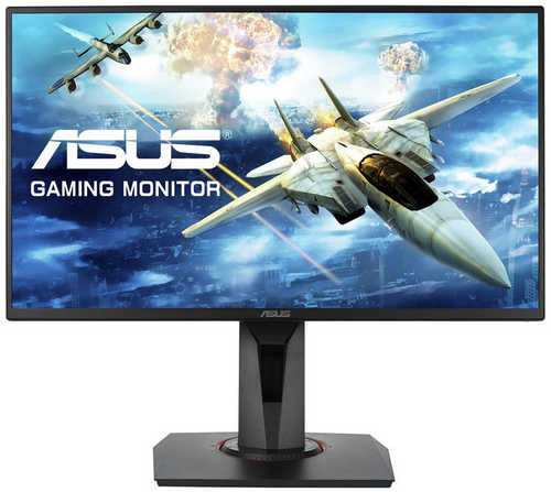 "25"" ASUS VG258Q 1ms, 144Hz HDMI, DVI, DisplayPort Gaming Monitor Built in Speakers"