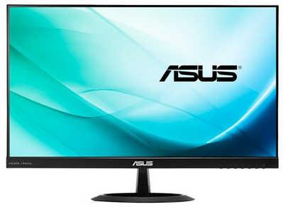 "24"" ASUS VX24AH Frameless 5ms HDMI LED Monitor Built in Speakers"