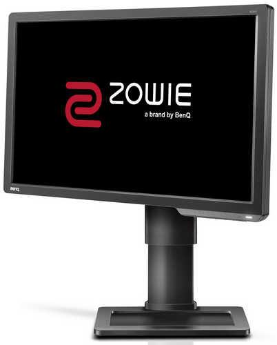 "24"" BenQ XL2411 1ms 144Hz DVI, HDMI LED Monitor"