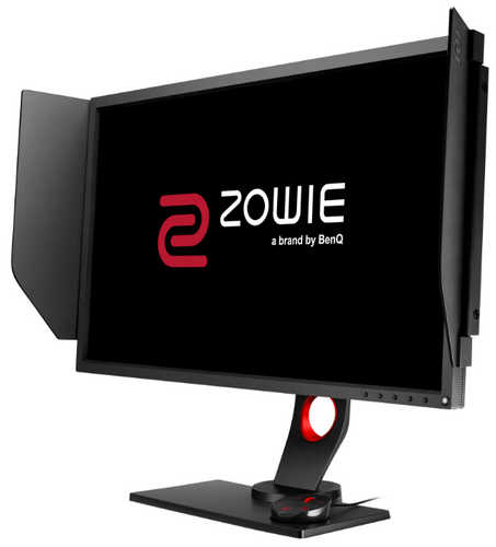 "24"" BenQ XL2540 1ms DVI, HDMI, Display Port ZOWIE 240Hz e-Sports LED Monitor"