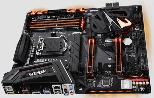 Gigabyte GA-Z370-AORUS-ULTRA-GAMING-2.0 LGA1151, DDR4, PCIE, Int. Graphic, USB3.1