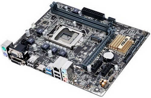 ASUS H110M-A/M2 LGA1151, 2xDDR4, PCIE, Int. Graphic, USB3.0, mATX
