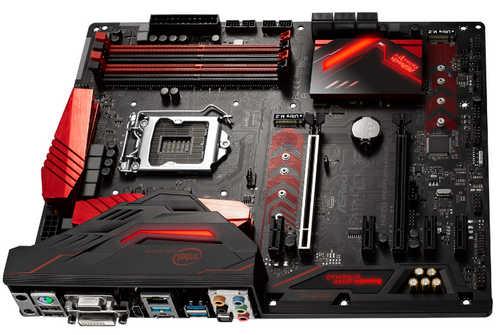 ASRock H270-PERFORMANCE Intel Fatal1ty H270 Performance LGA1151, 4xDDR4, PCIE, Int. Graphic, USB3.0