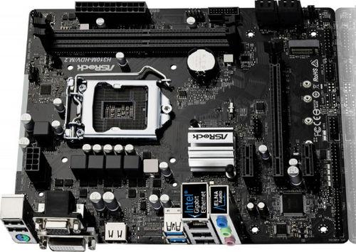 ASRock H310M-HDV/M.2, LGA1151, 2xDDR4, M.2, USB3.1, mATX