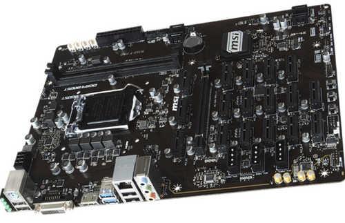 MSI B360-F PRO LGA1151, 8xDDR4, PCIE, USB3.1