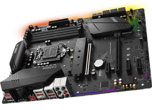 MSI H370 GAMING PRO CARBON LGA1151, 4xDDR4, PCIE,M.2, USB3.1
