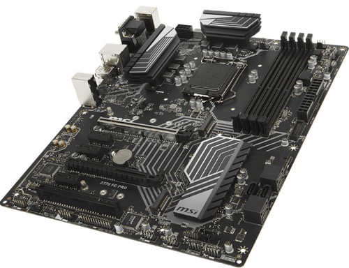 MSI Z370 PC PRO LGA1151, 4xDDR4, PCIE, Int. Graphic, USB3.1