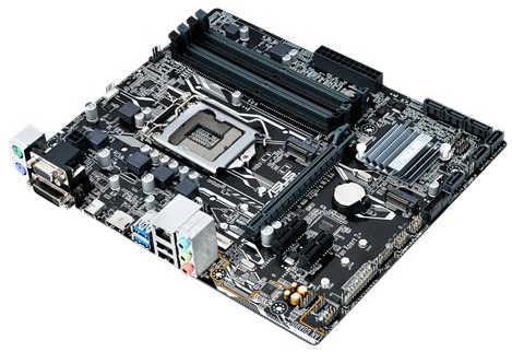 ASUS PRIME-B250M-A Intel B250 LGA1151, 4xDDR4, PCIE, Int. Graphic, USB3.0