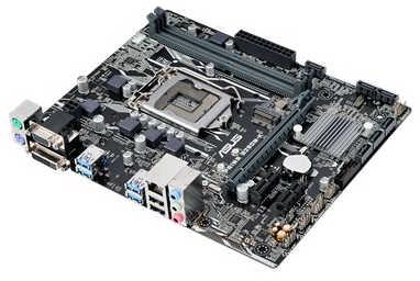 ASUS PRIME-B250M-K Intel B250 LGA1151, 2xDDR4, PCIE, Int. Graphic, USB3.0 mATX