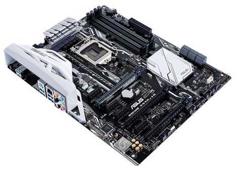 ASUS PRIME-Z270-AR Intel Z270 LGA1151, 4xDDR4, PCIE, Int. Graphic, USB3.1
