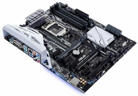 ASUS PRIME-Z370-A Intel Z370 LGA1151, 4xDDR4, PCIE, Int. Graphic, USB3.1