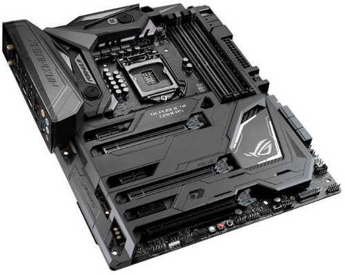ASUS ROG-MAXIMUS-IX-FORMULA ROG MAXIMUS IX FORMULA Intel Z270 LGA1151, 4xDDR4, PCIE, Int. Graphic, USB3.1