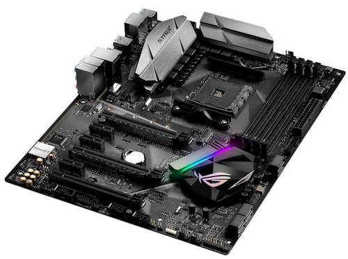 ASUS ROG-STRIX-B350-F-GAMING ROG STRIX B350-F GAMING AMD Ryzen AM4 4xDDR4, PCIE, USB3.1