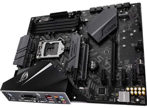 ASUS ROG STRIX B360-F GAMING LGA1151, 4xDDR4, PCIE, Int. Graphic, USB3.1