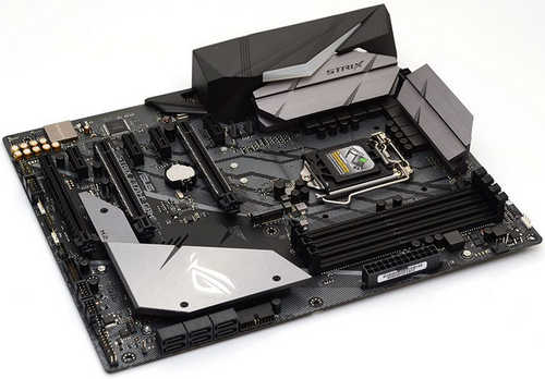 ASUS ROG-STRIX-Z370-F-GAMING Z370 LGA1151, 4xDDR4, PCIE, Int. Graphic, USB3.1