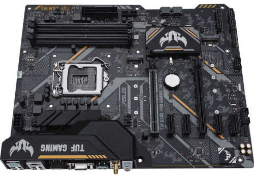 ASUS TUF B360-PRO GAMING LGA1151, 4xDDR4, PCIE, Int. Graphic, USB3.1