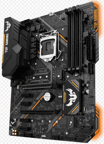ASUS TUF B360-PRO GAMING LGA1151, 4xDDR4, DDR4 2666MHz,M.2,USB3.1