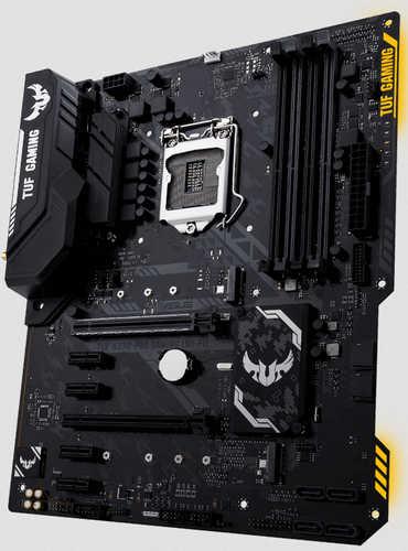 ASUS TUF H370-PRO GAMING  4xDDR4, M.2,  DDR4 2666MHz USB 3.1 Gen 2