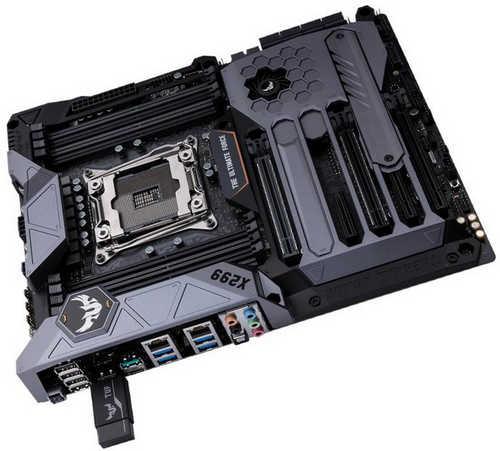 ASUS TUF-X299-MARK-1 TUF X299 MARK 1 Intel LGA2066, 8xDDR4, PCIE, USB3.1