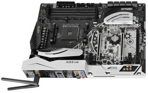 ASRock X370-TAICHI AMD Ryzen AM4 4xDDR4, PCIE, USB3.1