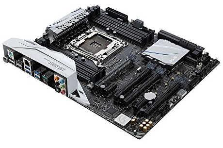 ASUS X99-A-II LGA2011 v3, 8xDDR4, PCIE, USB3.1, RAID