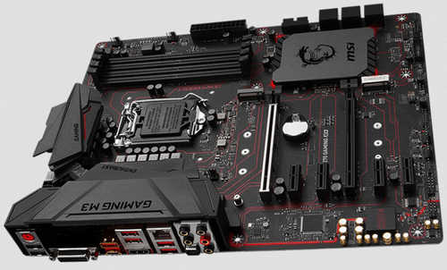 MSI Z270 GAMING M3 Intel Z270 LGA1151, 4xDDR4, PCIE, Int. Graphic, USB3.1