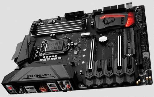 MSI Z270 GAMING M5 Intel Z270 LGA1151, 4xDDR4, PCIE, Int. Graphic, USB3.1