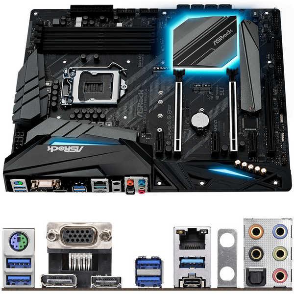 ASRock Z390-EXTREME4 Z390 Extreme4, Intel 9th LGA1151, DDR4 4300MHz (OC)