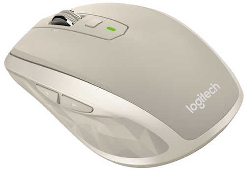 Logitech MX Anywhere 2 Stone Colour Variant Wireless Mobile Mouse