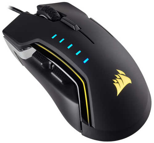 Corsair Glaive RGB Gaming Mouse Aluminum (CH-9302011-AP)