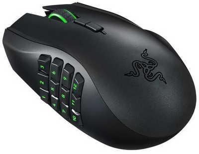Razer Naga Epic Chroma Wireless MMO Gaming Mouse