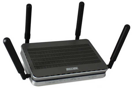 Billion 8900AX-2400 Wireless-AC 2400Mbps 3G/4G LTE VDSL2/ADSL2+ VPN Firewall Router Modem