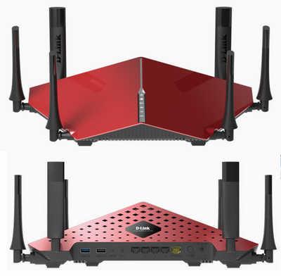 D-Link DIR-890L AC3200 Ultra WiFi Booster